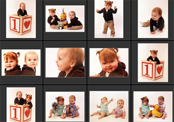 Click to  open the 1 YEAR PHOTO SHOOT ALBUM